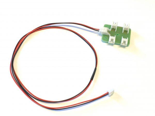 """24"""" Connection JST-Connection Block"""