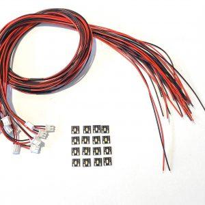 LED Chips Prewired kit