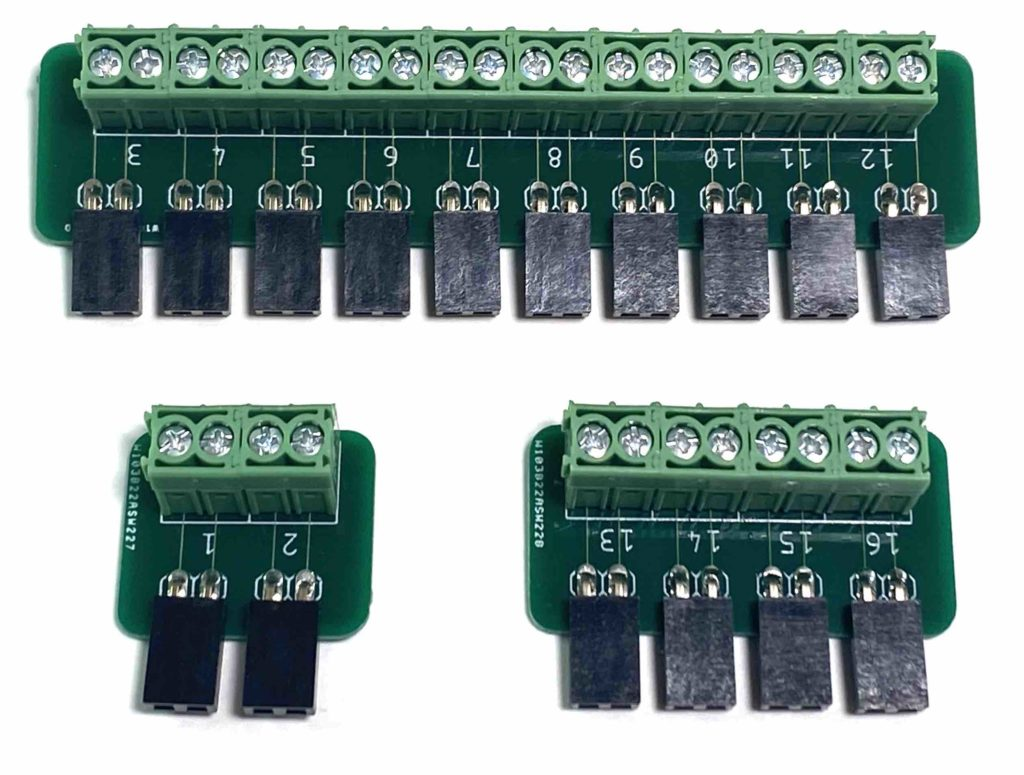 Set of TErminal Adapters